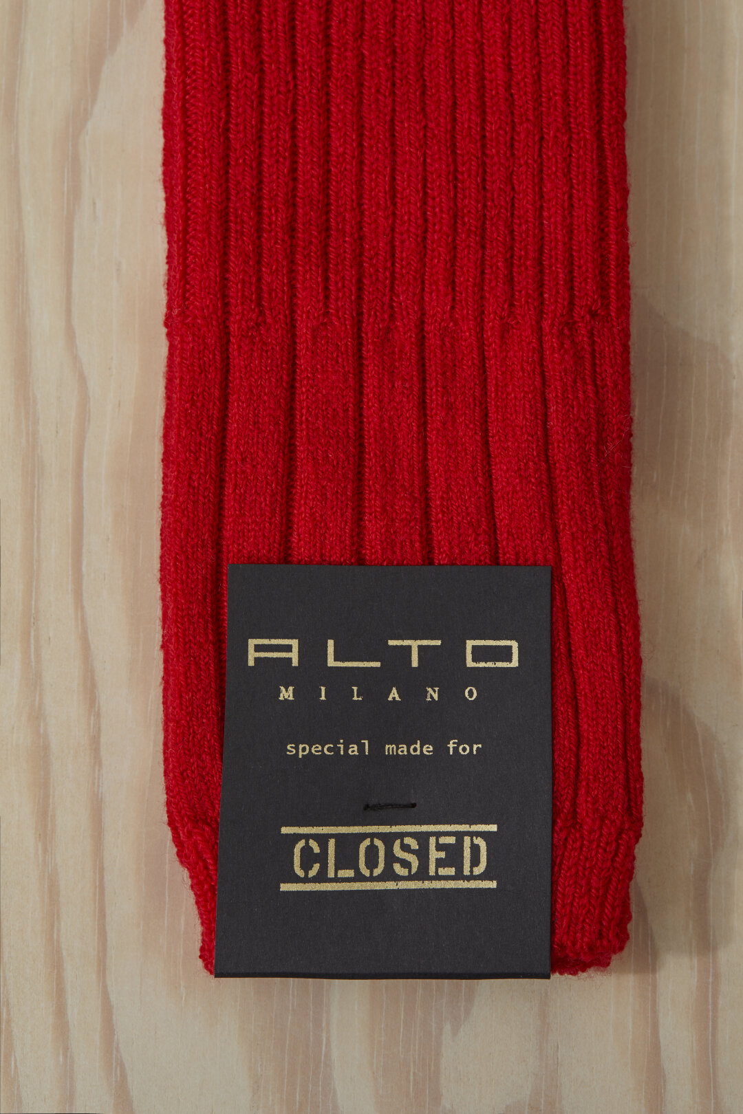 Closed x Alto Milano Socks