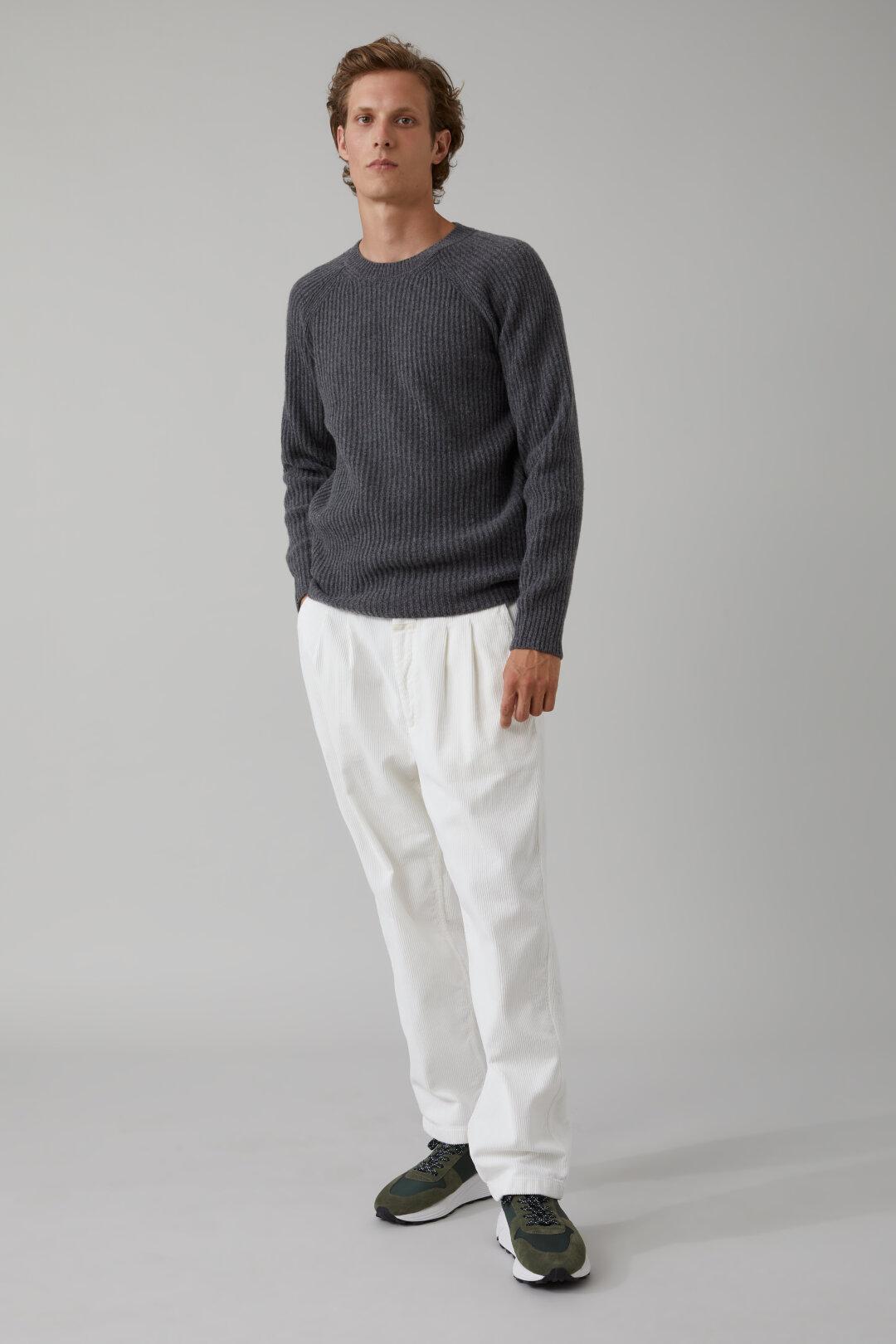 Pullover raglan en laine