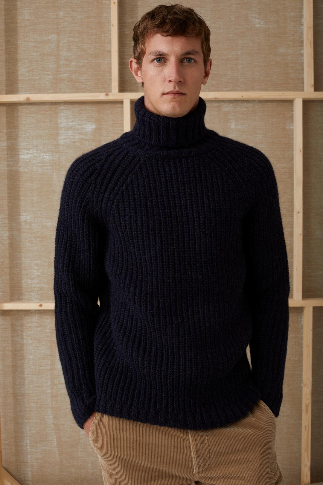 Royal Baby Alpaca Mix Sweater