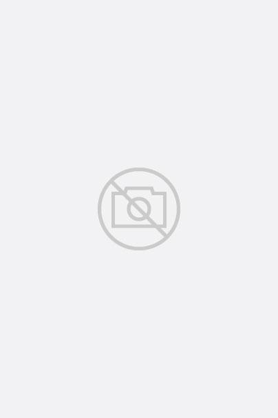 Sneaker en cuir-velours