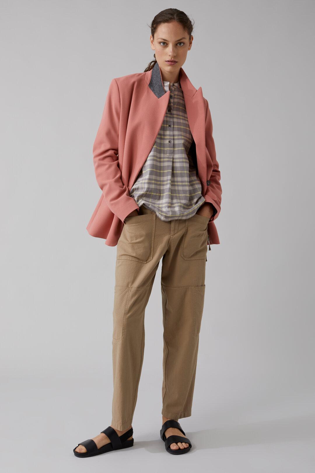 Pantalon de coton Sissie