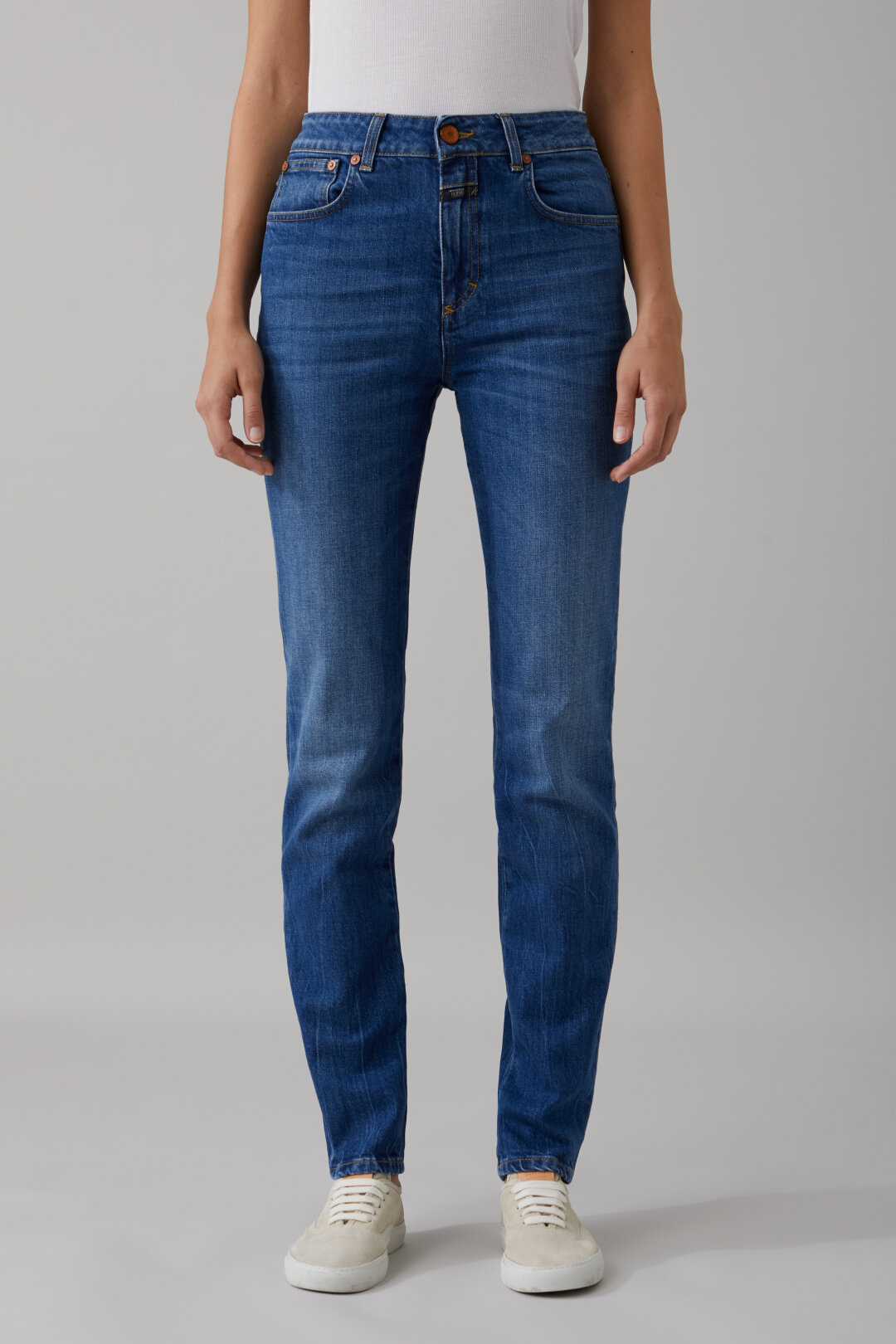 Britney Blue Stretch Denim
