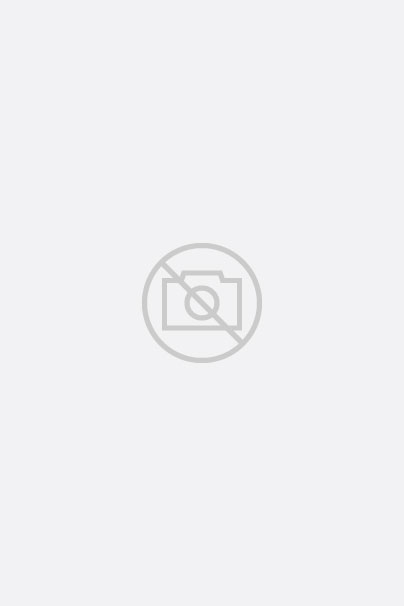 Blouse with Stand-Up Collar and Lace
