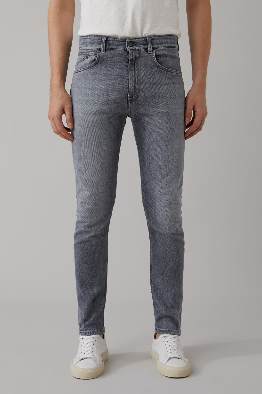 Cooper Tapered Black Denim