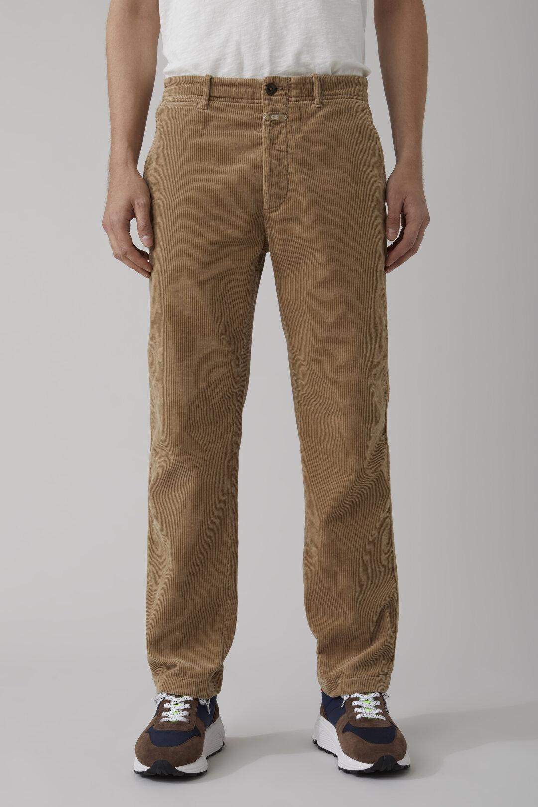 Jeton Straight Pants
