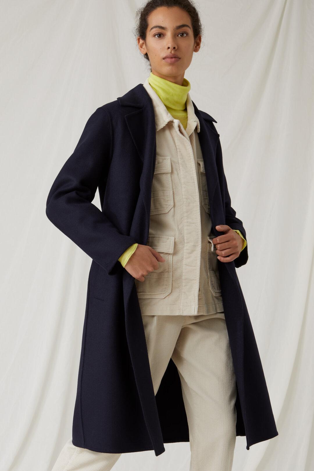 Bale Doubleface Wool Coat